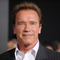 Arnold Schwarzenegger's real life is just as action-packed as his films