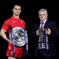 Warburton looking to make history as Wales target three in a row