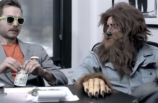 The Teen Wolf of Wall Street is the only spoof you need to see today