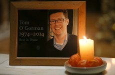 Funeral of Tom O'Gorman to be held tomorrow