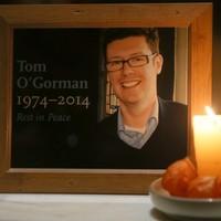 Funeral of Tom O'Gorman to be held tomorrow
