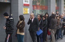 Welcome to the club: Spain exits its bailout... with 26% unemployment