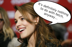 Rachel McAdams has revealed her favourite line from Mean Girls... It's the Dredge