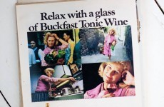 Vintage Buckfast advert targets stressed-out housewives