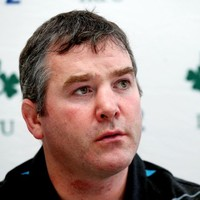 Foley: Wolfhounds are 'looking for control' from out-half Madigan