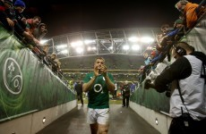Jamie Heaslip signs new three-year IRFU contract