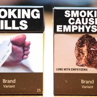 This woman doesn't smoke but cigarettes have almost killed her