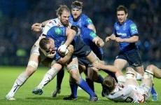 Rugby technique: Leinster's leeching maintains momentum