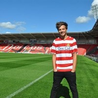 One Direction singer is actually going to play for Doncaster (Reserves)