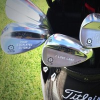 Even if you're sick of Anchorman, you'll still like Morgan Hoffman's golf clubs