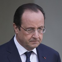 Blast at church in Rome ahead of Francois Hollande visit