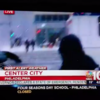 Guy slips hilariously on ice on US news (in shameless imitation of the RTÉ fella)