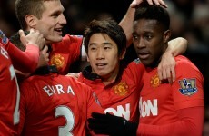 Kagawa not set for United exit despite Mata arrival, insists agent