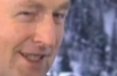 Enda's charming smile is too much for this Bloomberg presenter (GIF)
