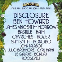 Disclosure, Haim, JVMM and Ben Howard confirmed for Longitude festival
