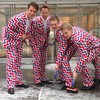 These hideous Winter Olympics uniforms have sent the internet into a frenzy
