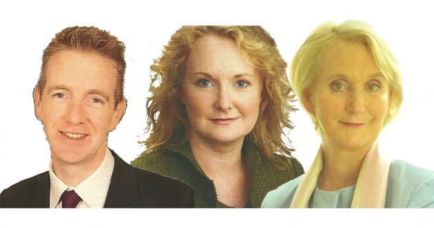 One of these three people will be a Fianna Fáil election candidate by this evening