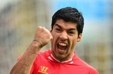 It's Luis Suarez's birthday, so here's a compilation showing why he's world class