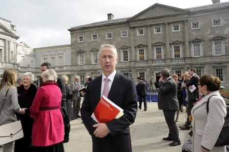 Labour TD Kevin Humphreys