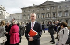 "Cowen: ""Humphreys has 'crocodile tears' on Irish Water, Humphreys: ""Do your homework."""