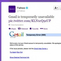 Yahoo's amazing response to the great Gmail blackout of 2014