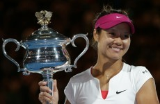31-year-old Li Na becomes oldest ever Australian Open winner