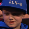 Did you see the 9-year-old rapping on the Late Late last night?
