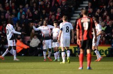 Ireland's Eunan O'Kane named Man of the Match as Moses, Sturridge send Liverpool through