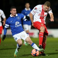 Horror injury for Oviedo adds to Everton injury woes