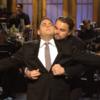 Jonah Hill and Leonardo DiCaprio beautifully recreated a Titanic moment last night