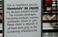 Plans for lifting of aircraft liquid ban postponed following confusion
