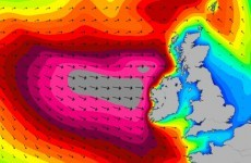 Hold on to your hat: Gale force storm winds on all coasts of Ireland