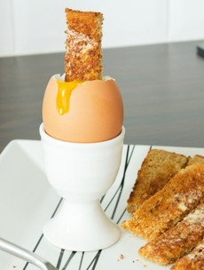 The Burning Question*: Hard-boiled or soft-boiled eggs?