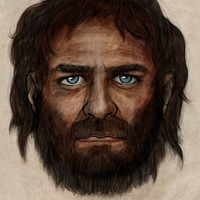 Ol' Blue Eyes: 7,000-year-old caveman surprises scientists with his looks