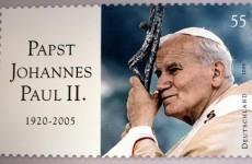 Vial thieves steal blood of Pope John Paul II