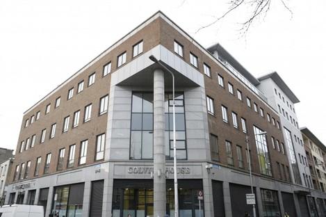 Irish Waters new headquarters on Talbot Street, Dublin.