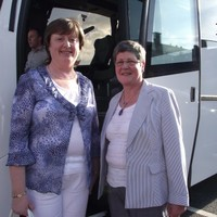 Cancer patients welcome the provision of a luxury bus in Sligo