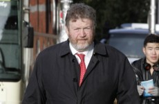 James Reilly backs protest against turning his local library into a dole office