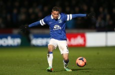 Oviedo's World Cup dream still alive - Martinez