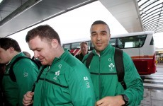 Zebo and Marmion among 11 cut from Schmidt's 6 Nations squad