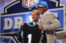 Cam Newton heads to Carolina on a draft night full of surprises
