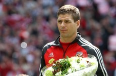 Gerrard donates £96,000 to the Hillsborough Family Support Group