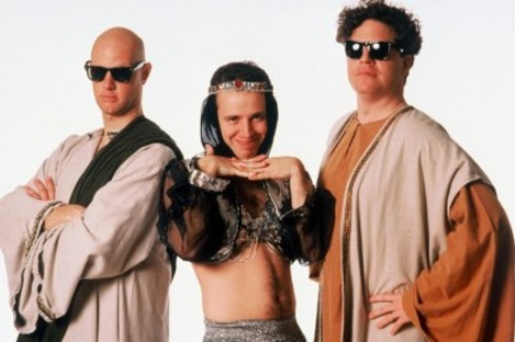 The cast of The Bible: The Complete Word of God (Abridged)
