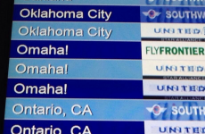 Denver airport is getting real serious about the Super Bowl