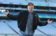 People are ALREADY queueing for Garth Brooks tickets