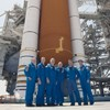 Preparations underway for space shuttle Endeavour's final flight