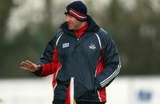 Cork boss Brian Cuthbert gives senior chance to Donal Óg Hodnett