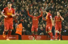 VIDEO: Sturridge's quick-fire double puts Liverpool in control