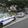 Runaway teen shot by police after cutting officer with a knife