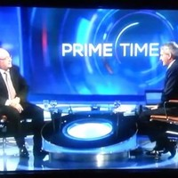 "Was Pat Rabbitte called ""Fat Rabbitte"" on Prime Time last night?"
